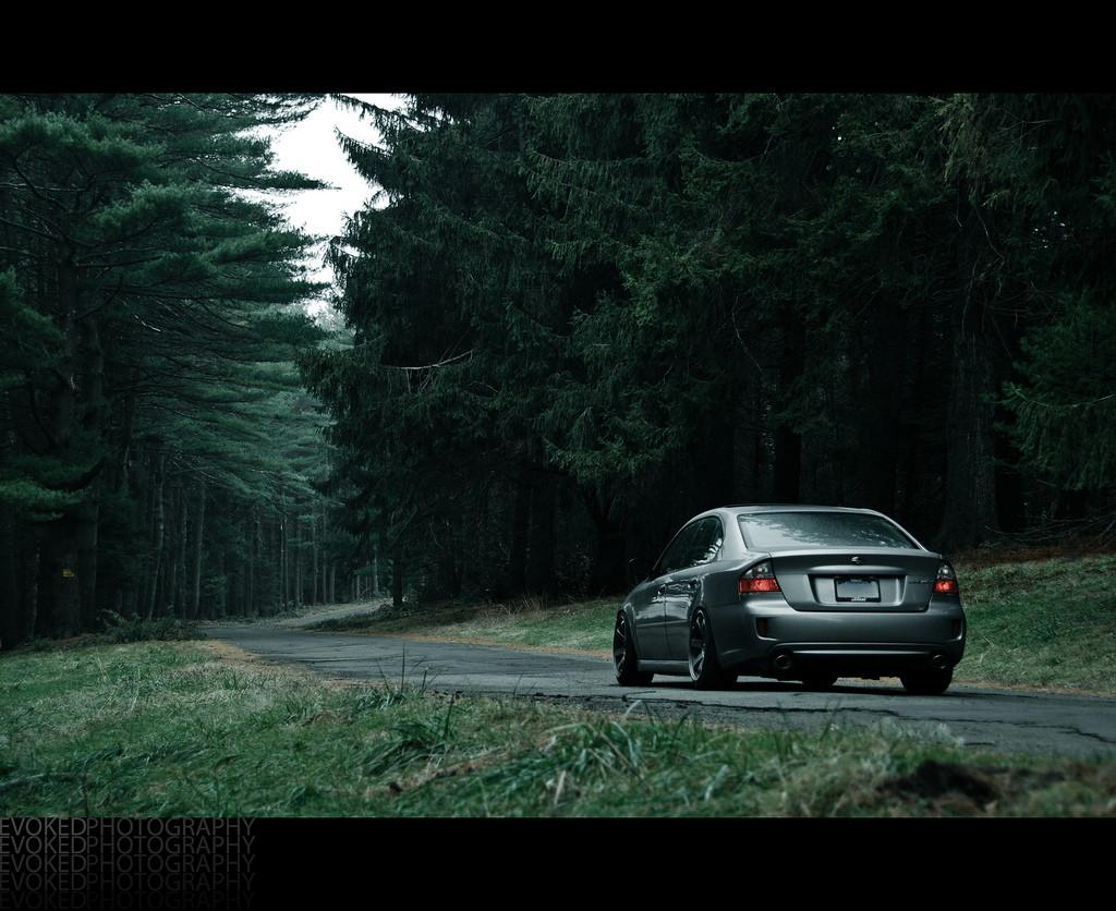 Subaru Legacy IV-gen. 2003 2009 BL, BP 日本車 チューニングカー スバル japoński samochód sedan boxer tuning zdjęcia
