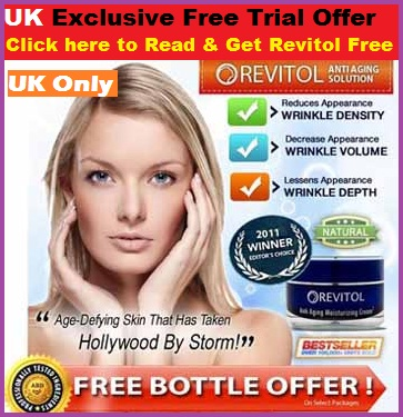 Get Free Revitol  Trial - UK Only Offer