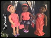 Lil Diva Doll Fashions