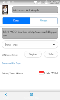 BBM Mod I-BBM v2.7.0.21