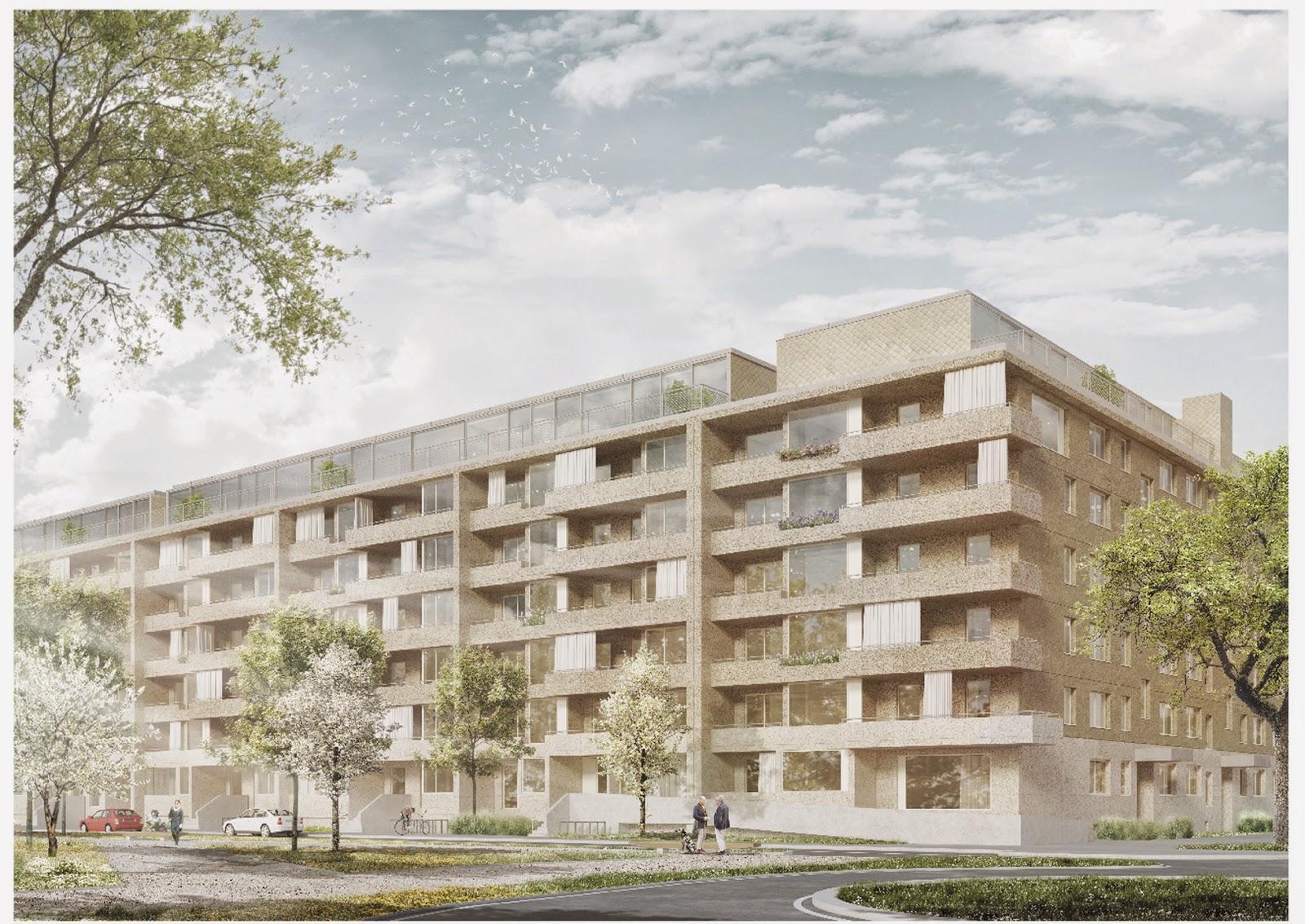 Landschaftsarchitektur München aktuelles aus der gartenstadt drewitz entwürfe für das quartier 8