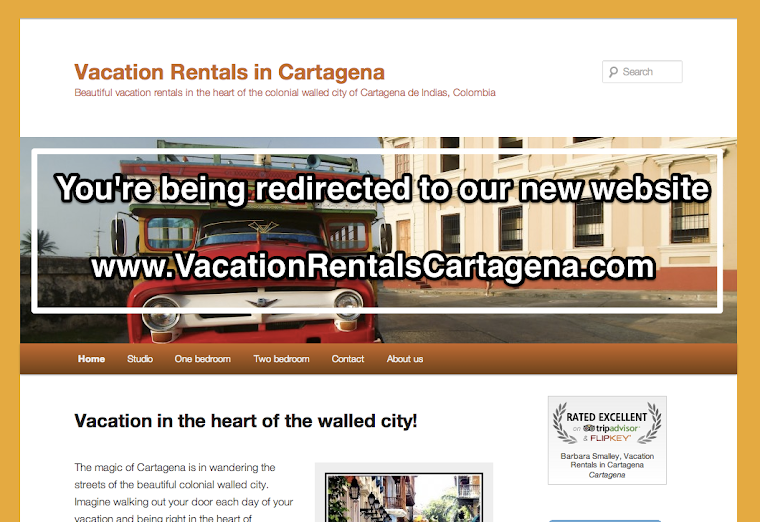 Vacation Rentals in Cartagena
