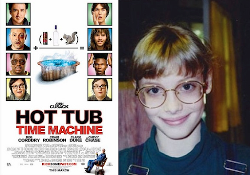 MOVIES : Gillian Jacobs joins Chevy Chase in Hot Tub Time Machine 2