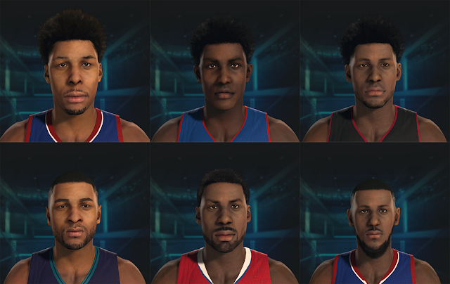 NBA 2K15 Rookies 2015-16 Roster