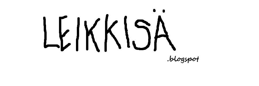 Leikkisä.blogspot