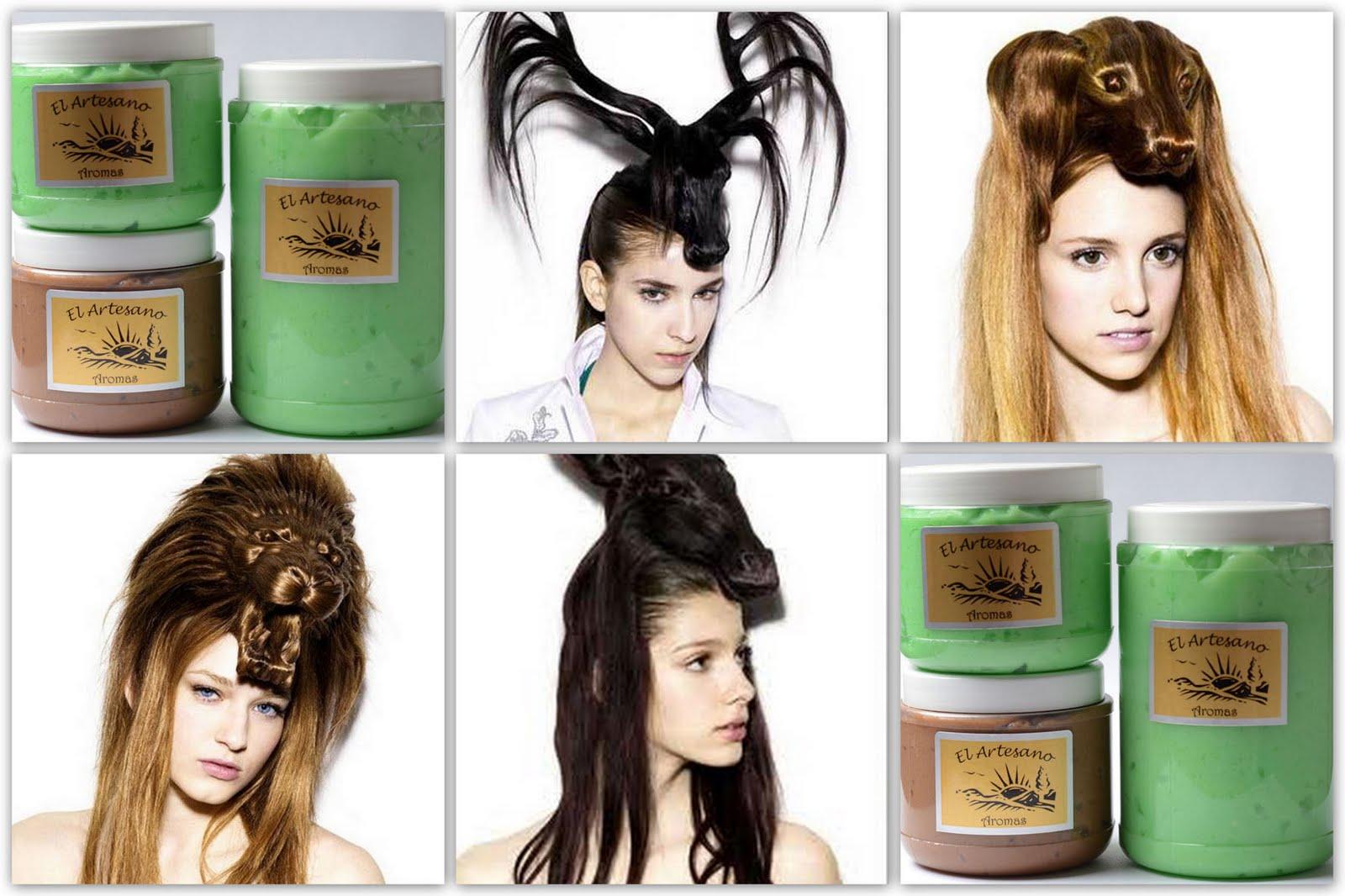 Baños Linea Infantil:El Artesano Aromas: Baños de crema para el cabello