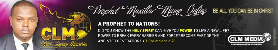 Prophet M.V. Maxillar Online