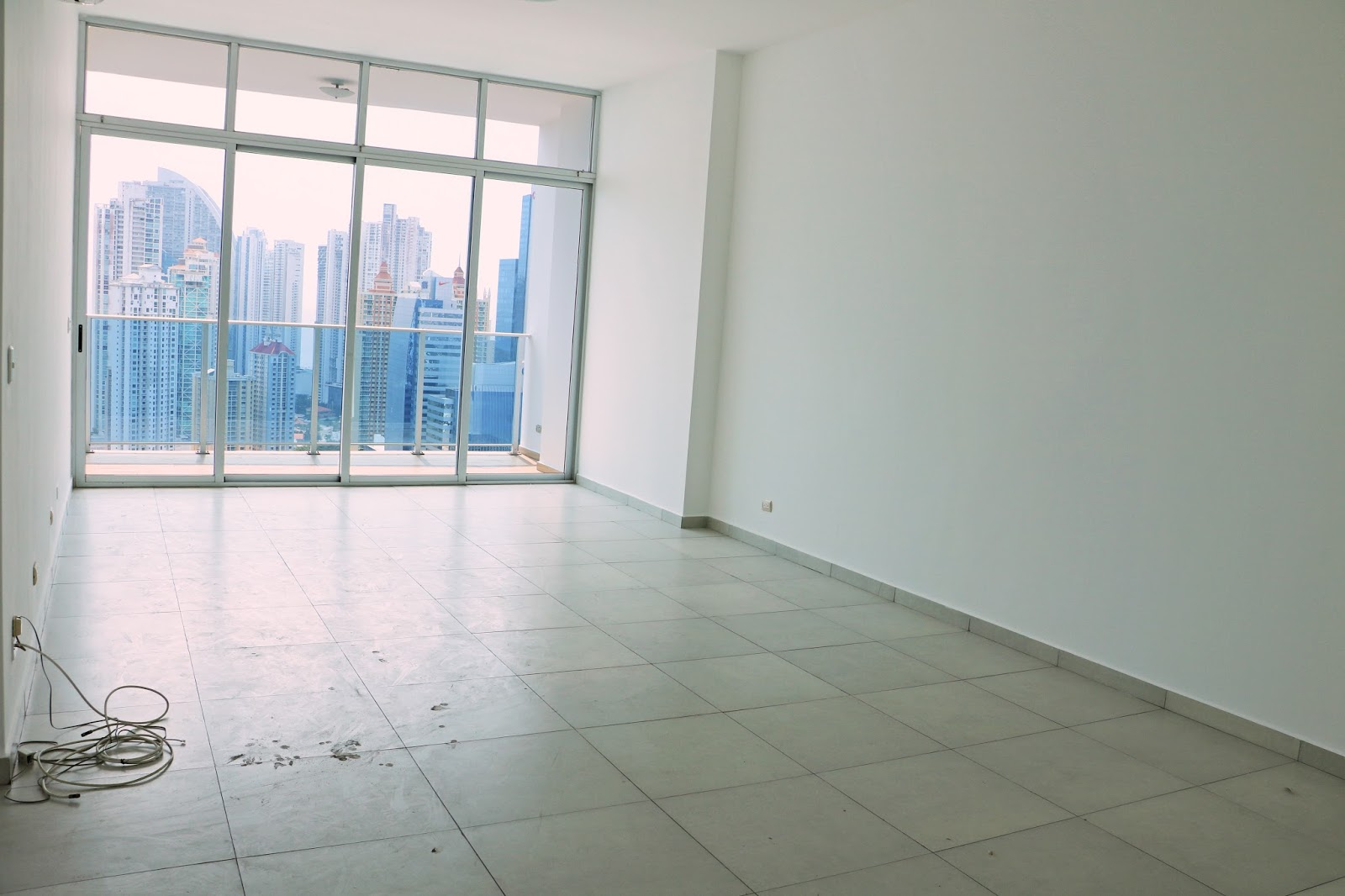 Apartment with a beautiful view of Panama City, Panama