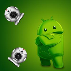Menjadikan Android Sebagai CCTV