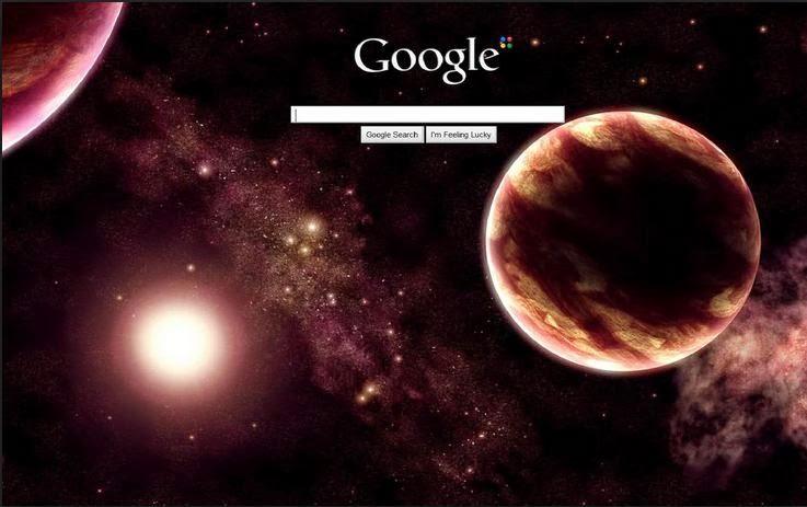 Cara melihat bintang bulan dan planet dengan google bagas
