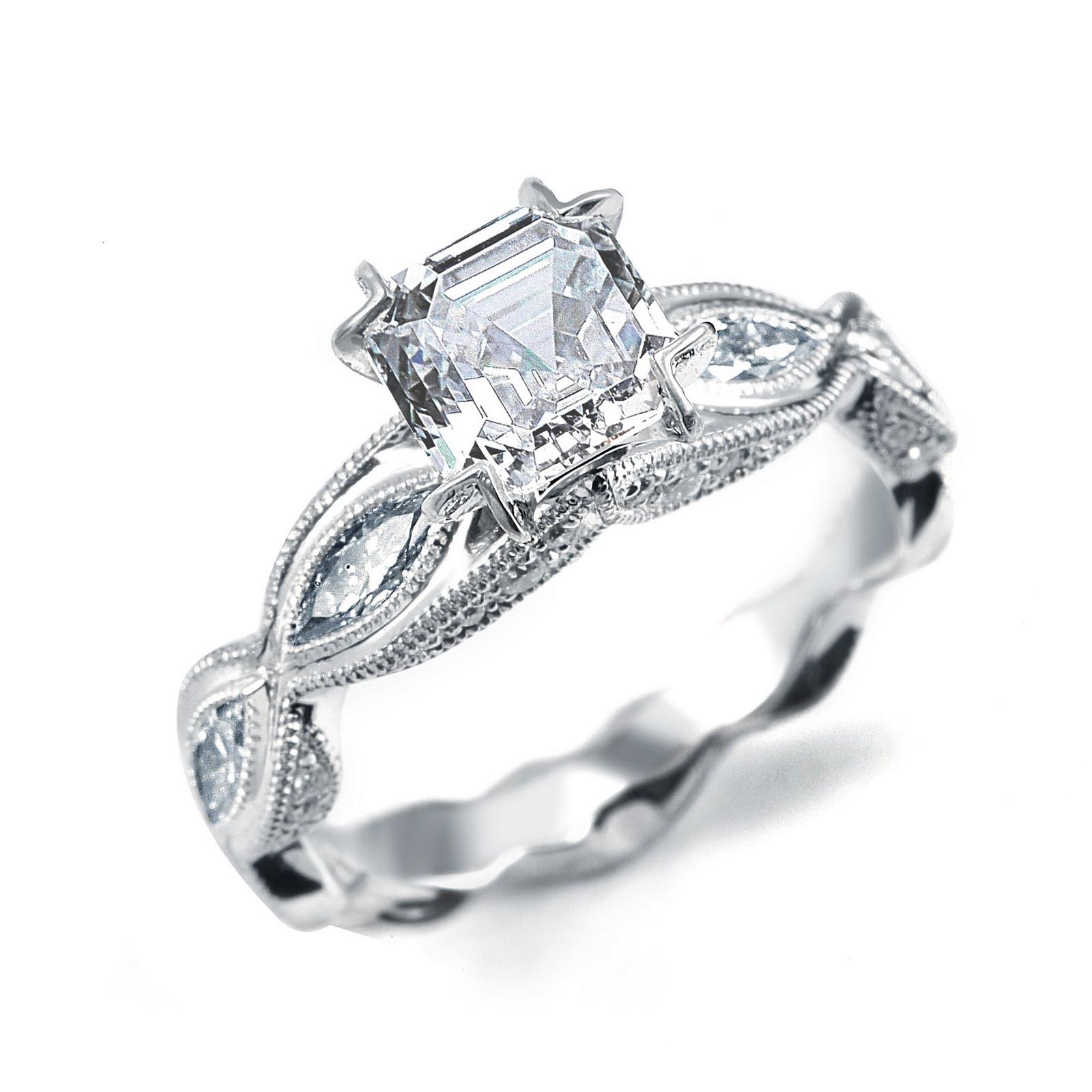 Cute Wedding Wedding Rings