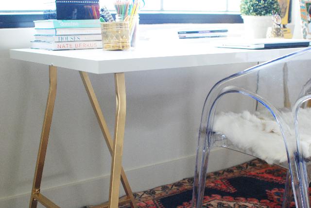 white gold ikea hack update little green notebook feature. Black Bedroom Furniture Sets. Home Design Ideas