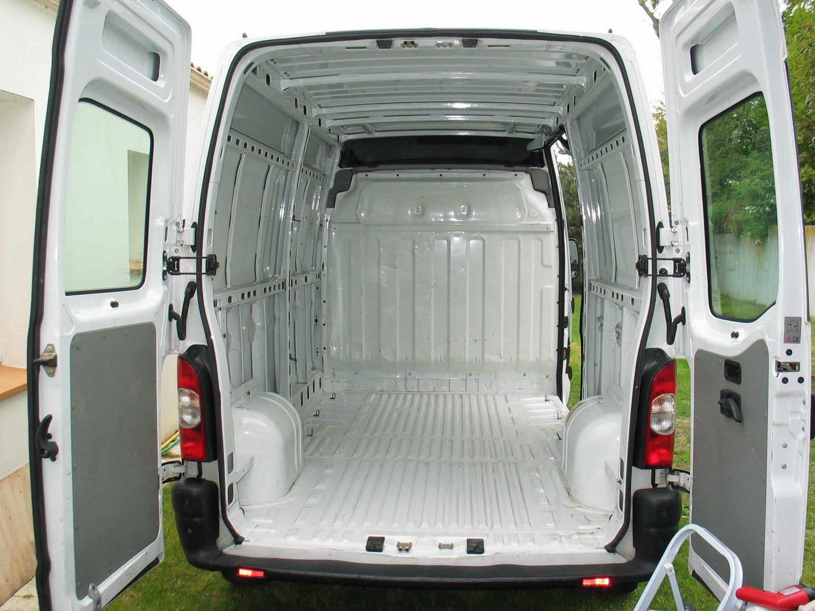 camping car dans un fourgon la pr paration du fourgon. Black Bedroom Furniture Sets. Home Design Ideas