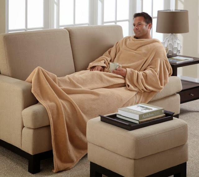 Perfect Gifts For Roommates - Heated Wearable Blanket (15) 14