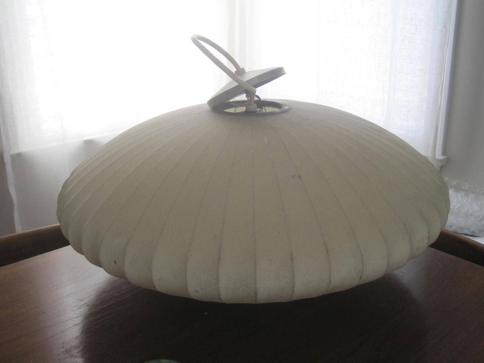 Rhan Vintage. Mid Century Modern Blog.: George Nelson Saucer Lamp ...