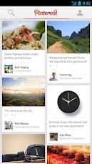 Pinterest Kini Hadir di Google Play Store