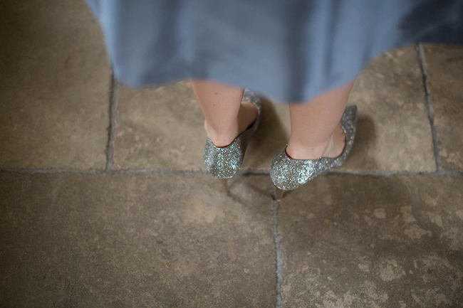 Wedding Photography Doonbeg Ireland, glitter shoes