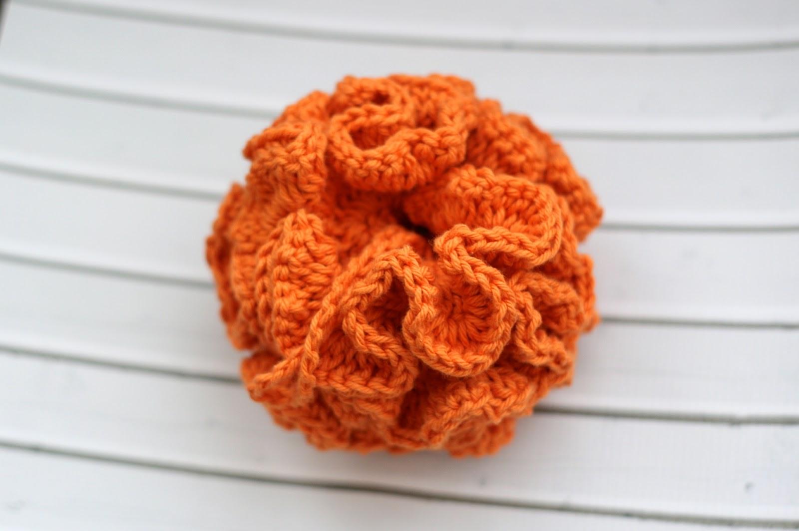 Free Crochet Pattern Bath Pouf : Database Error
