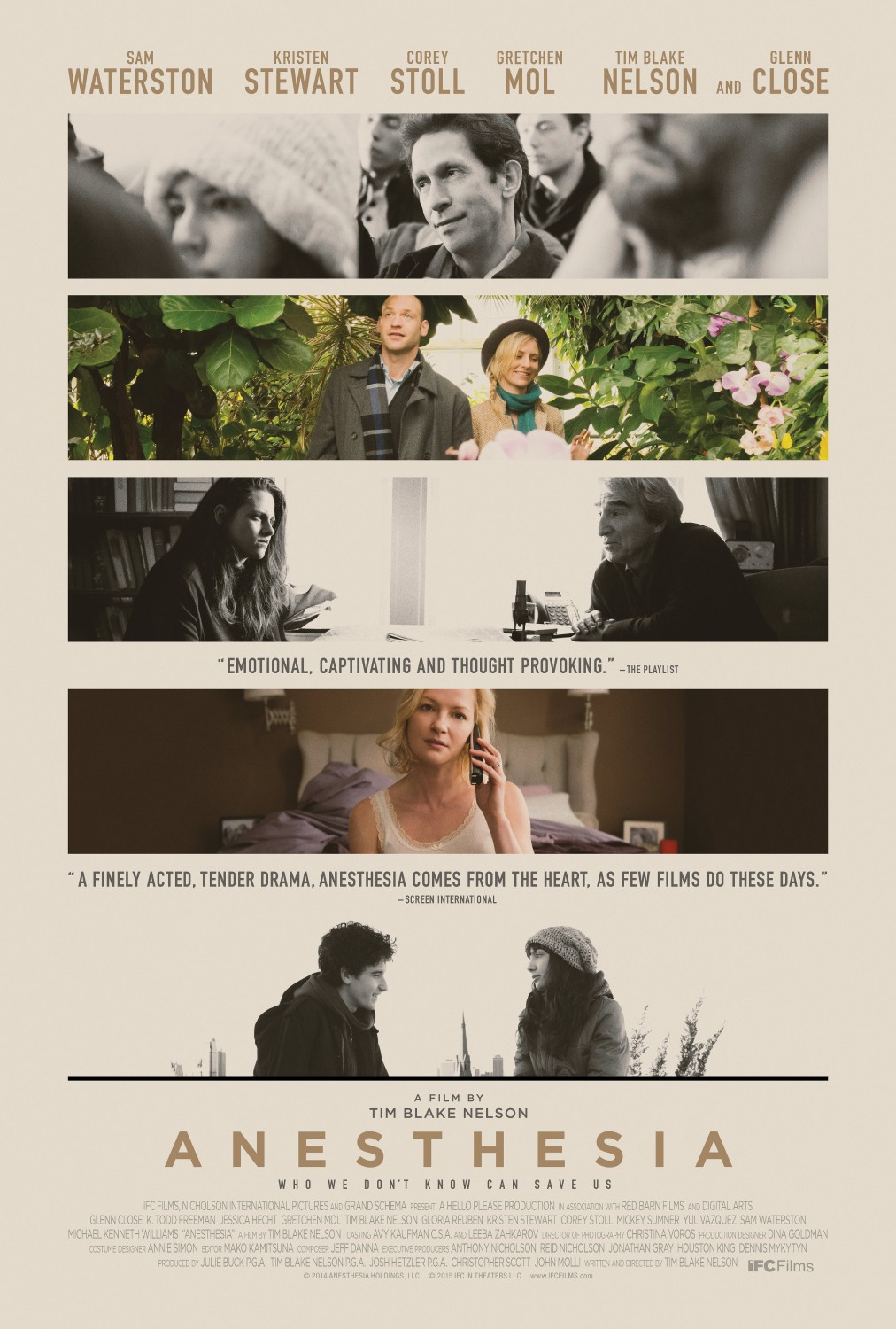 Watch Movies Anesthesia (2016) Full Free Online