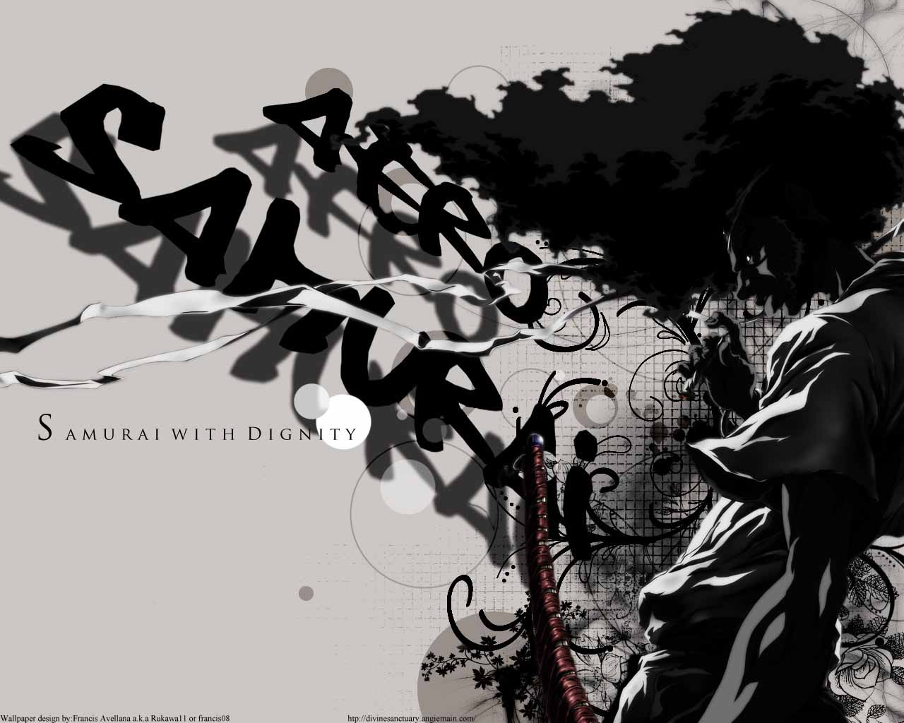 hq wallpapers afro samurai wallpapers