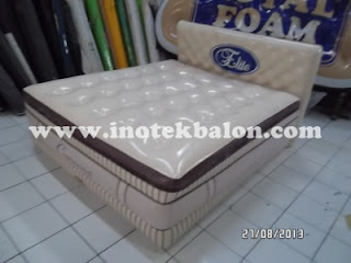 Balon karakter tempat tidur Royal