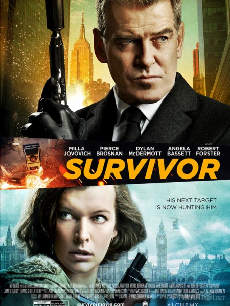 Phản Sát - Survivor (2015)