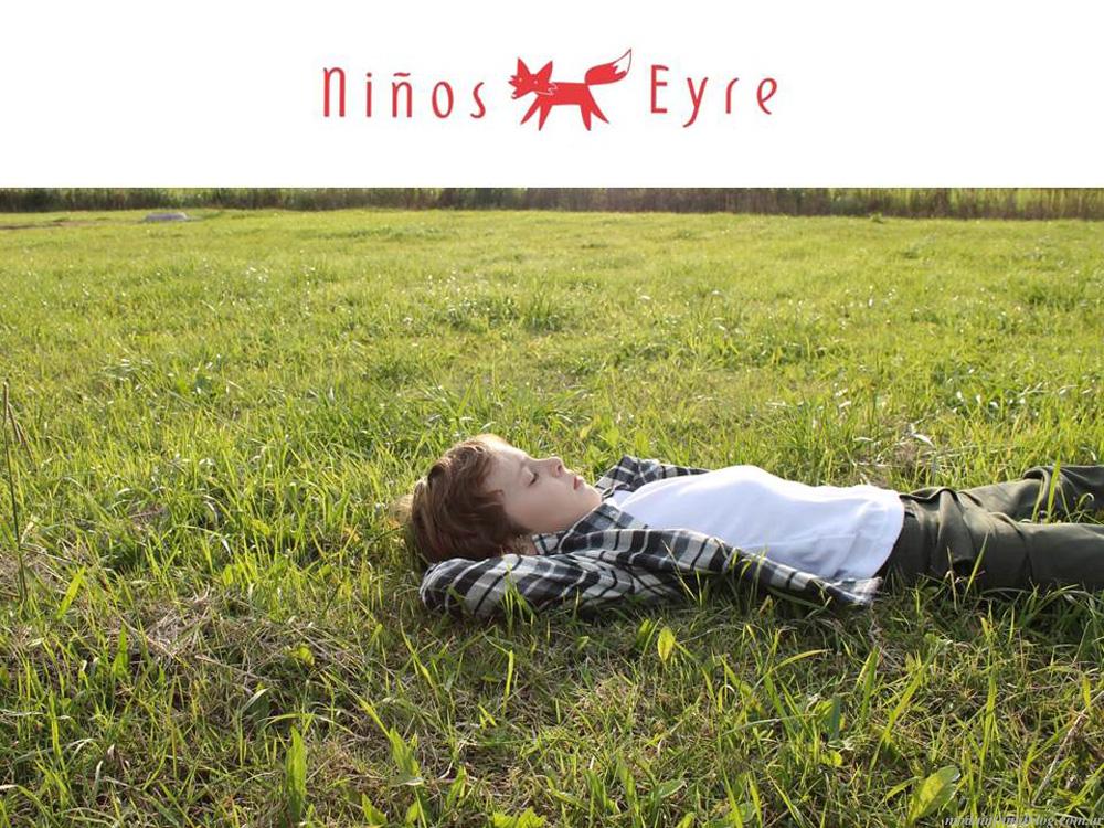Moda otoño invierno 2014 Niños Eyre