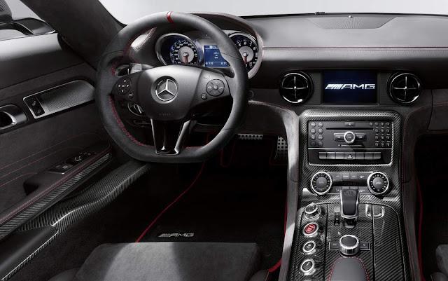 Mercedes SLS AMG Cupê Black Series - Brasil