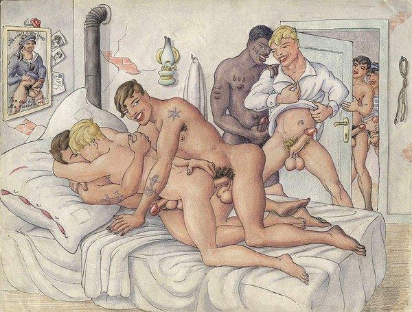 del reich порно