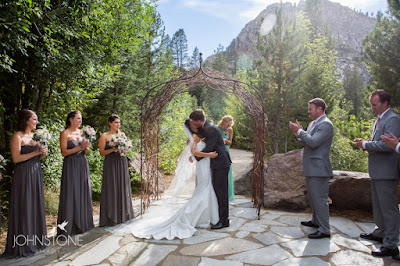 Picturesque Plumpjack Squaw Valley Wedding Ceremony l Johnstone Studios l Take the Cake Event Planning