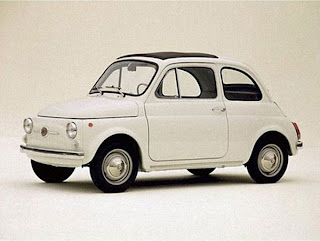 Old Fiat 500