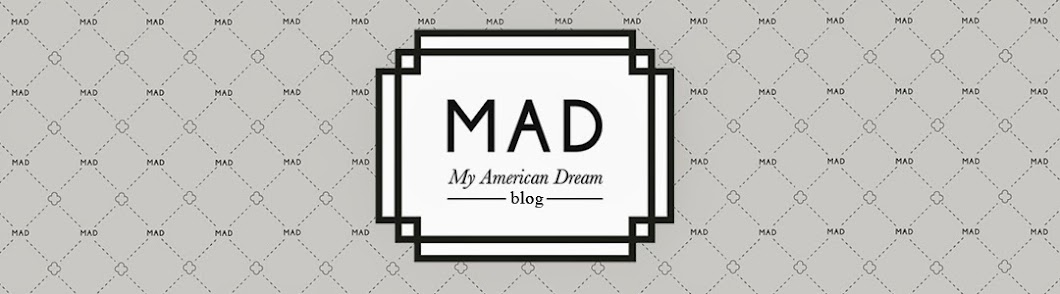 My American Dream Blog