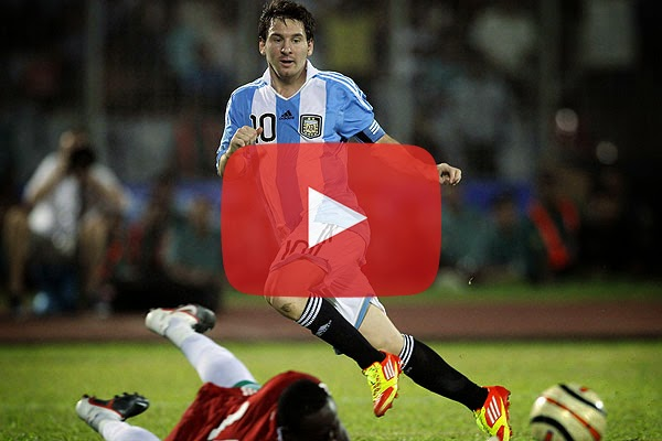 Argentina vs Irán En Vivo