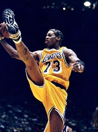 dennis rodman lakers | Wallpapers of actor actress models