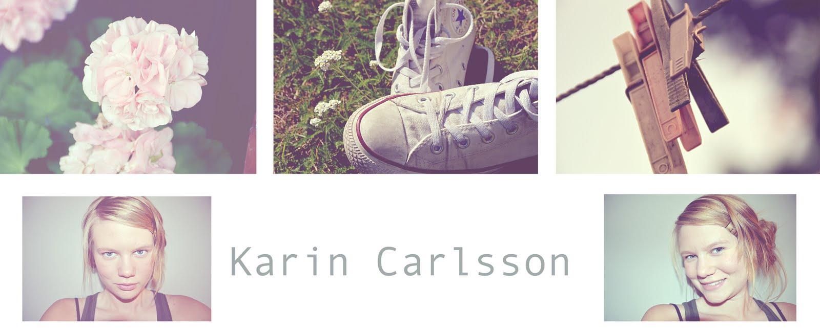 Karin Carlsson