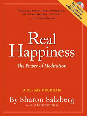 March bookclub: Real Happiness