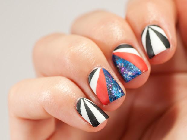 night circus nails