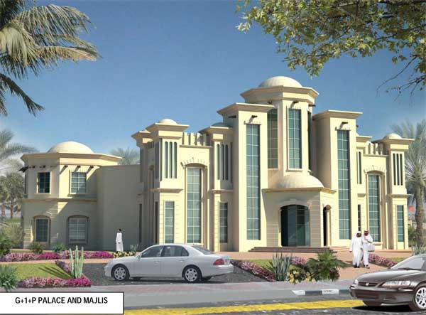 Architecture villa image southwest architecture qatar for Southwest architecture