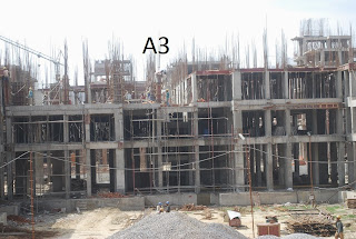 Amrapali Terrace Homes :: Construction Update a3