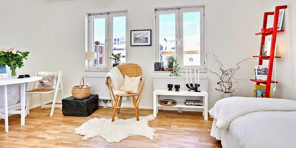 Piso soltera decorar tu casa es for Decorar un minipiso