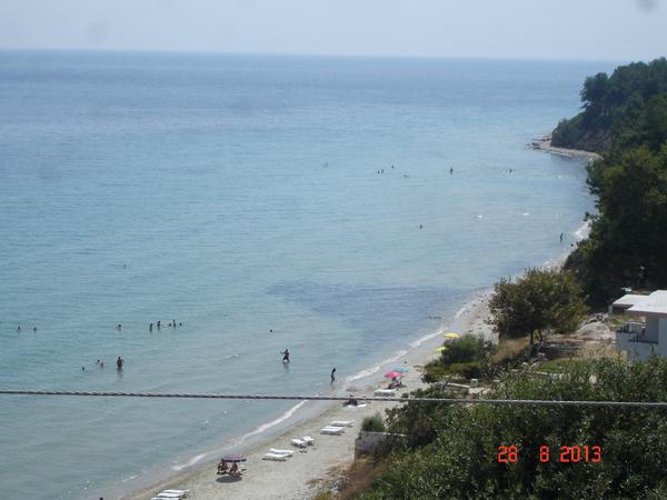 Thassos - Kinira Beach