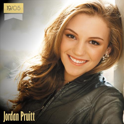19 de mayo | Jordan Pruitt - @JordansBlog | Info + vídeos