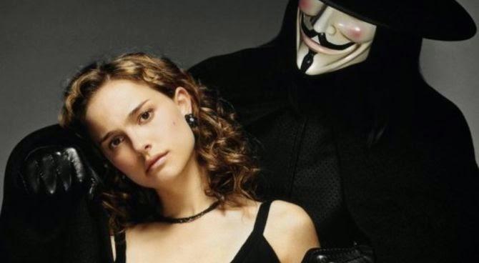 V per Vendetta Wikiquote - frasi celebri dal film v per vendetta