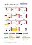 Calendario Escolar Avilés 2016-2017