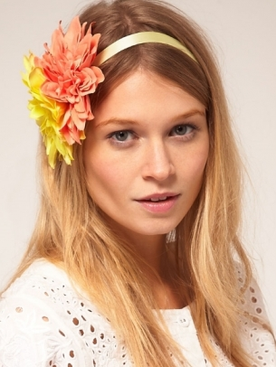 New Styles: Hair Accessories for Spring Summer 2012