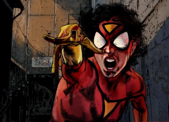 Spider-Woman (Marvel Comics) Character Review - Scream