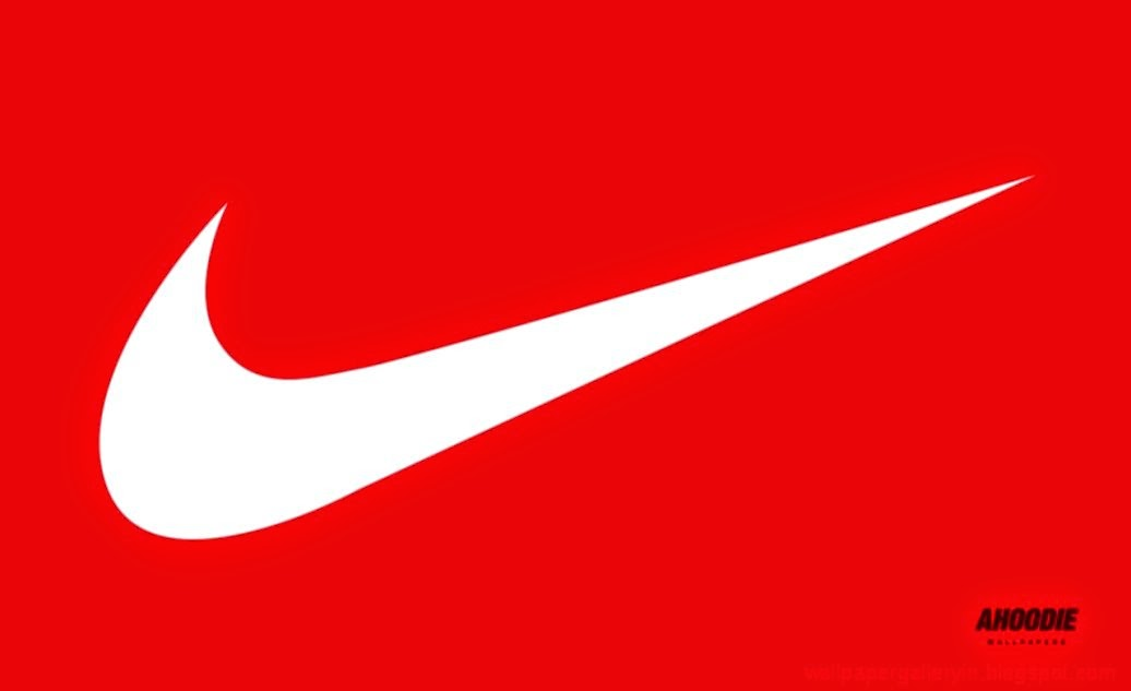 nike logo red wallpapers hd wallpaper gallery