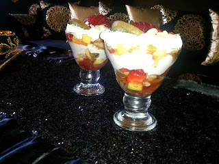 Recette salade de fruit
