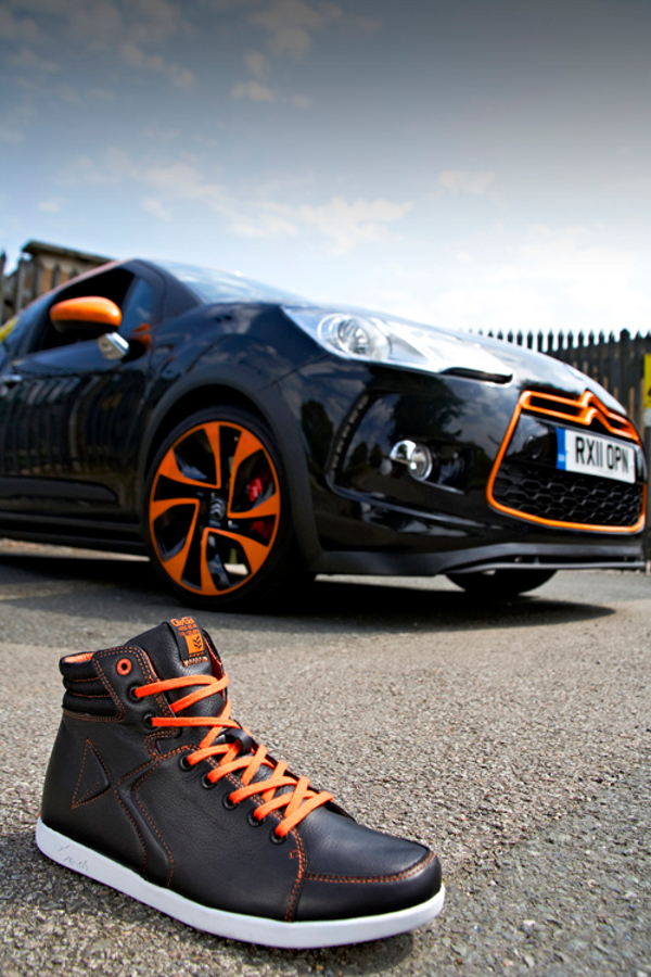 Goi Goi & Citroen High Top Trainers Launch with Urban Nerds