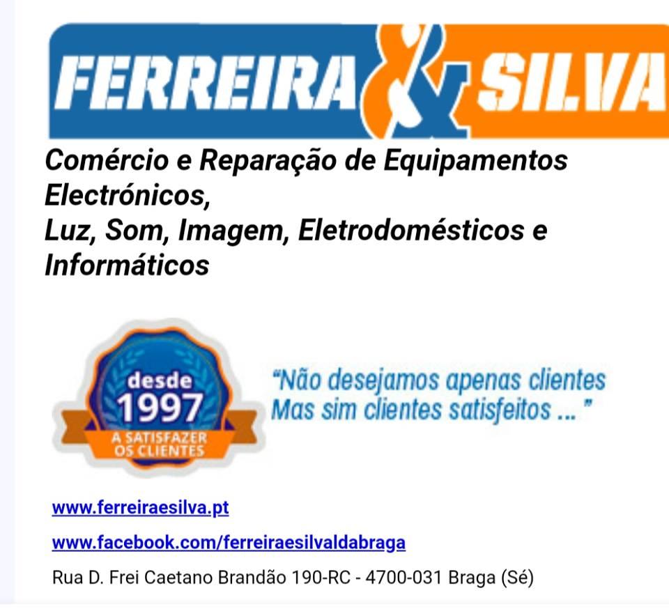 A Ferreira & Silva apoia o Clube Slot de Braga